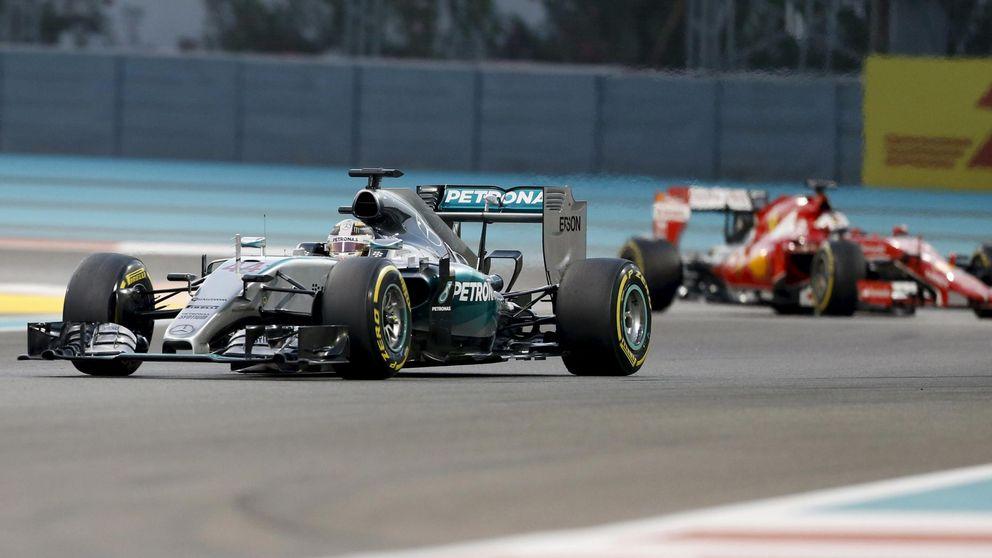 Por qué en 2016 Mercedes puede sentir el aliento de sus rivales en el cogote