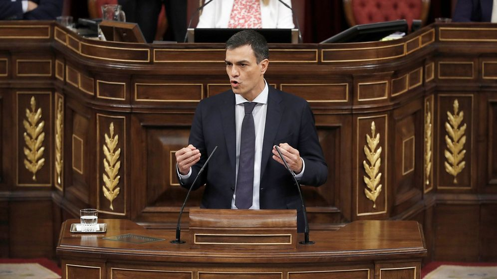 Foto: El secretario general del PSOE y nuevo presidente de Gobierno, Pedro Sánchez. (EFE)