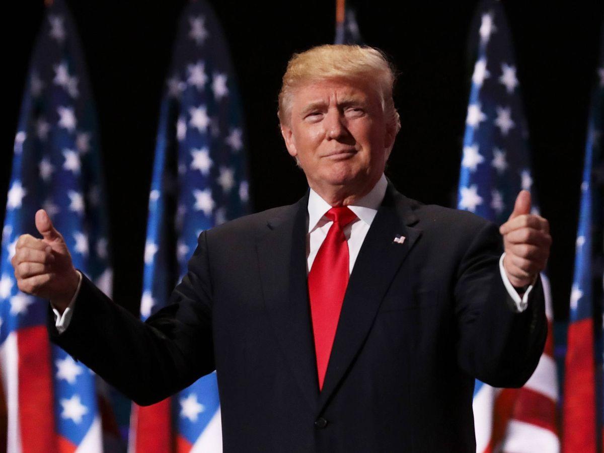 Foto:  Donald Trump, en una imagen de archivo. (Getty)