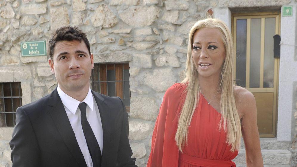 Foto: Belén Esteban y Fran Álvarez en una imagen de archivo. (Gtres)