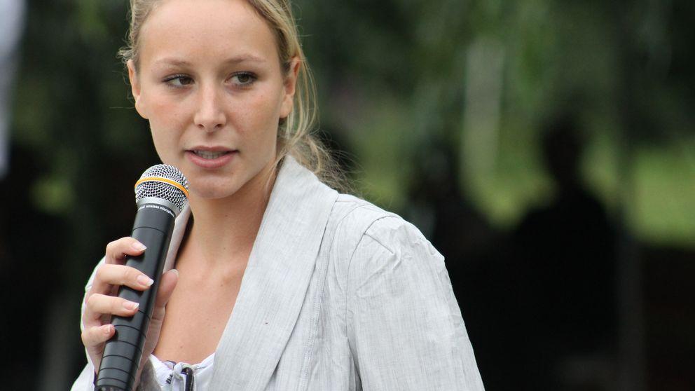 Marion Le Pen contraría a su tía con un vídeo antimusulmán