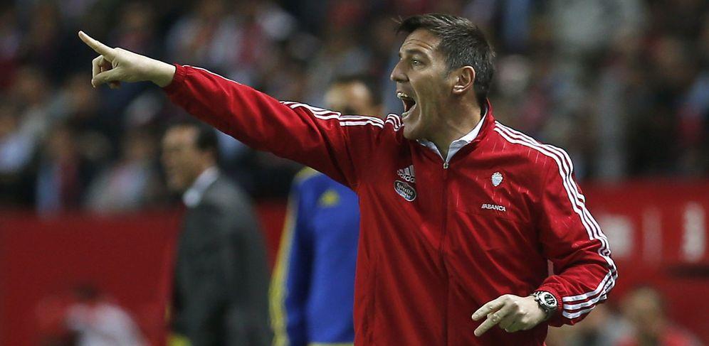 Foto: El Celta de Eduardo Berizzo está firmando una notable temporada (EFE)