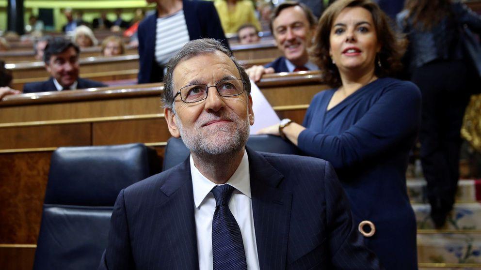 Las frases de Rajoy en la segunda sesión del debate de investidura