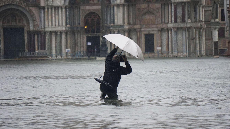 Foto: 'Acqua alta' en Venecia: la ciudad sufre su peor inundación en 50 años