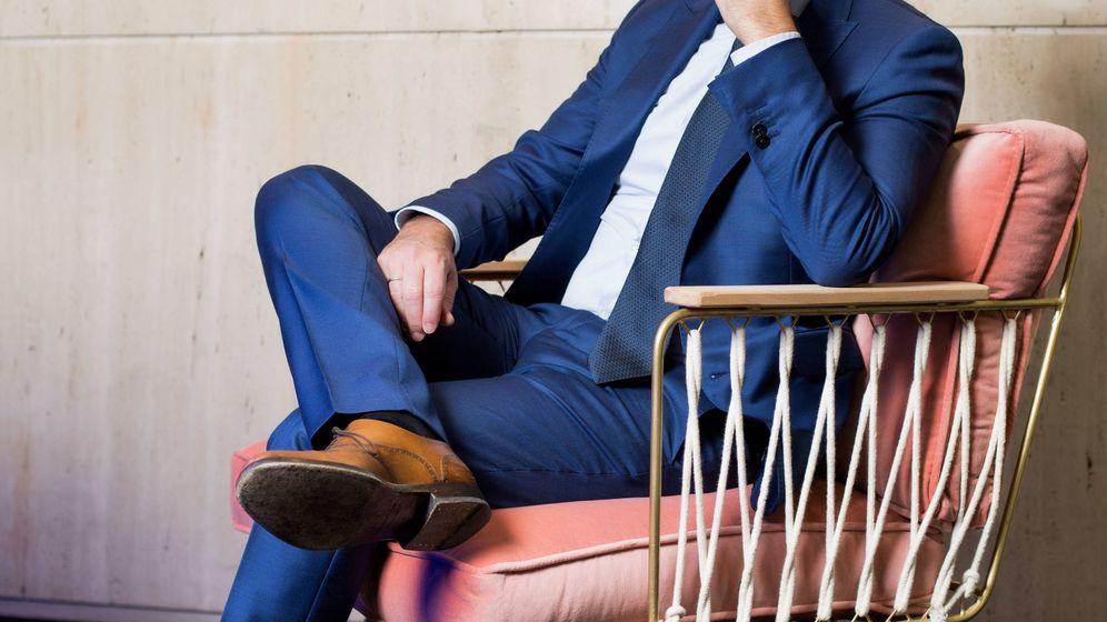 Foto: Álvaro Écija es 'managing partner' de Ecix Group.
