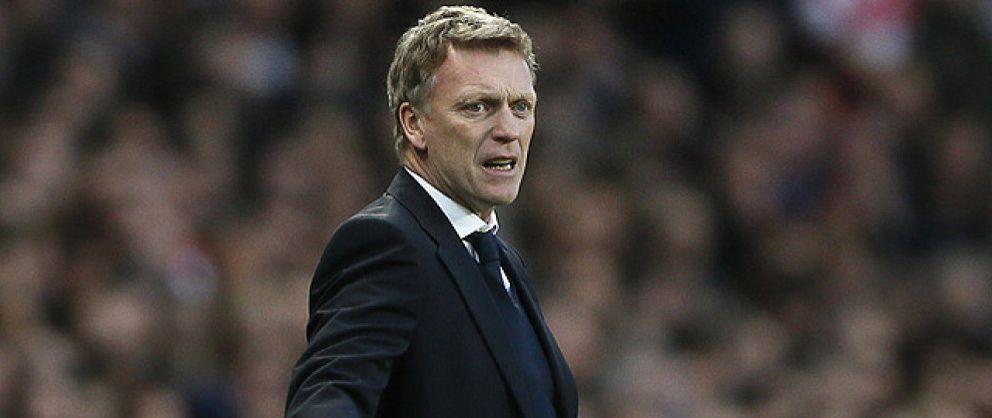 Foto: David Moyes se convierte en el nuevo entrenador del Manchester United para seis temporadas