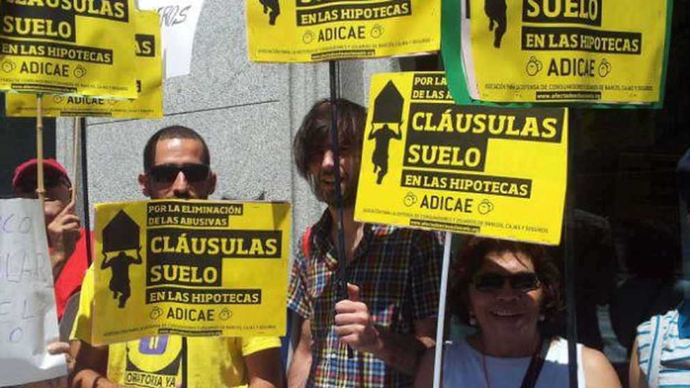 Una jueza de Madrid declara nulas las cláusulas suelo de toda la banca