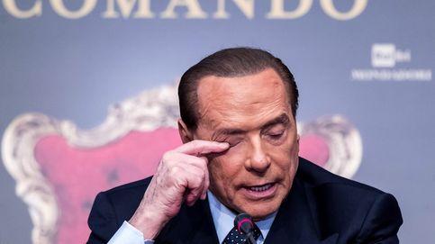 El ocaso final de la 'dolce vita': Berlusconi y Briatore comparten isla, virus y médico