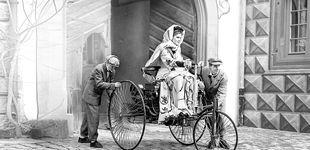 Post de Bertha Benz, la mujer que impulsó el primer automóvil del mundo