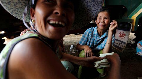 Los gusanos de seda, más rentables que el opio en Myanmar