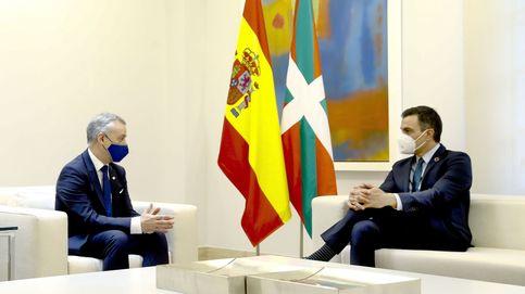 Urkullu pide a Sánchez el estado de alarma para imponer el toque de queda