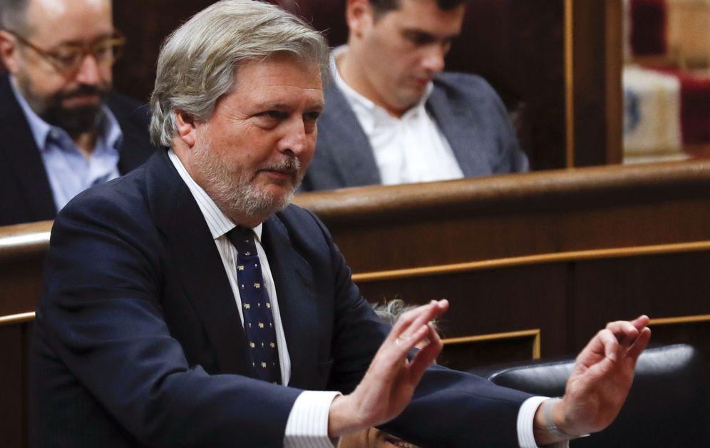 Foto: Sesión de control al gobierno. Foto: EFE/Sergio Barrenechea