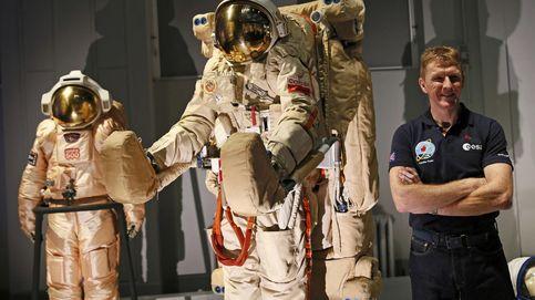 Un astronauta correrá la maratón de Londres desde la Estación Espacial