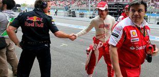 Post de Cuando Alonso pudo fichar por Red Bull: