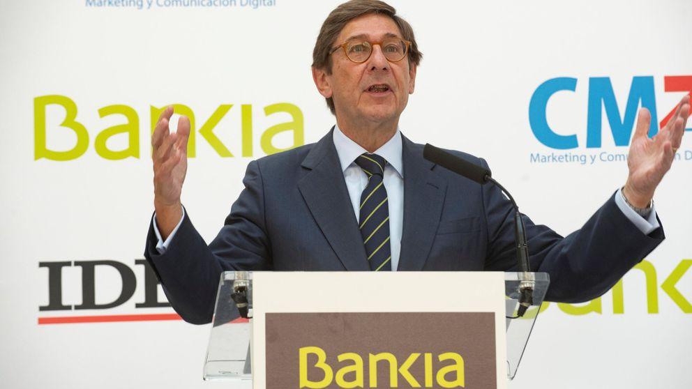 Nuevo récord bajista en Bankia, que sufre más de la mitad del ataque a la banca