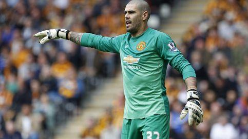 Van Gaal: Valdés rechazó jugar en el filial y aquí no hay lugar para gente así