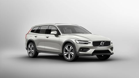 Volvo V60 Cross Country, un familiar campero