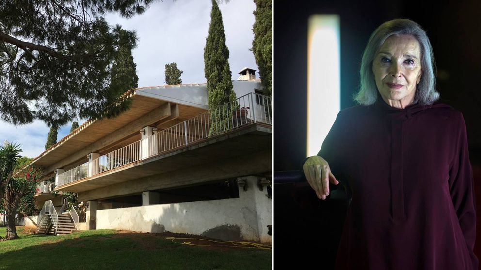 Aquí escribía Alberti: venden 'la casa más bonita del mundo' de Nuria Espert