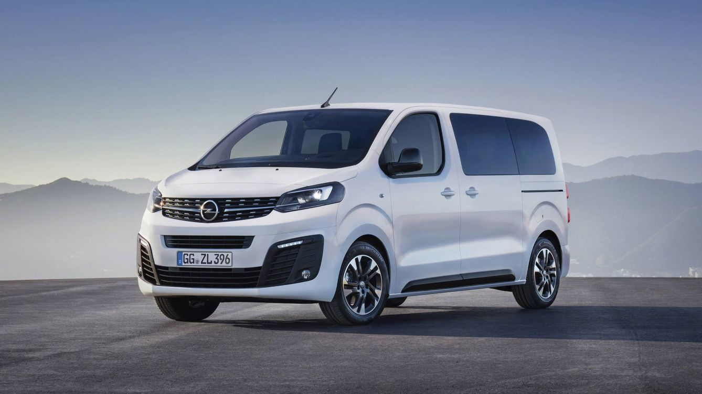 Opel reinventa el concepto monovolumen con el nuevo Zafira Life de 9 plazas