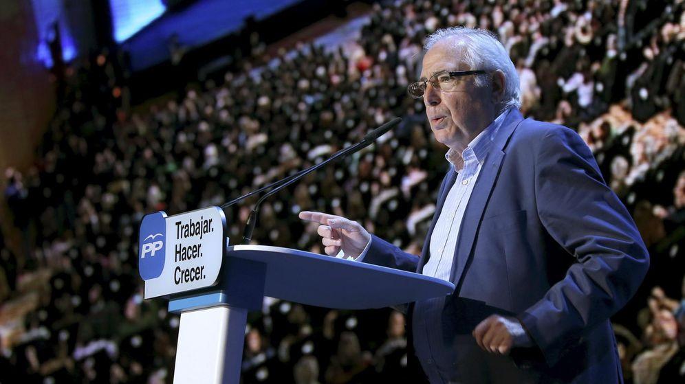 Foto: Juan José Imbroda, presidente de la Ciudad Autónoma de Melilla y candidato a su reelección (EFE)