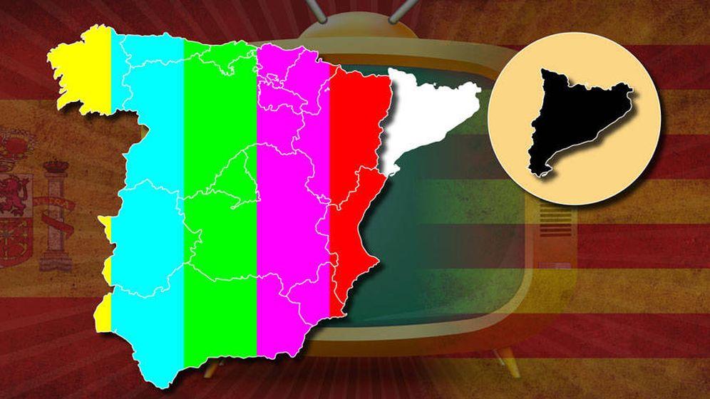 Foto: Análisis de las principales ofertas de televisión... sin Catalunya. (Imagen: EL CONFI TV)