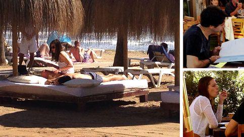 Cayetano Rivera y Eva González, románticas vacaciones en Marbella