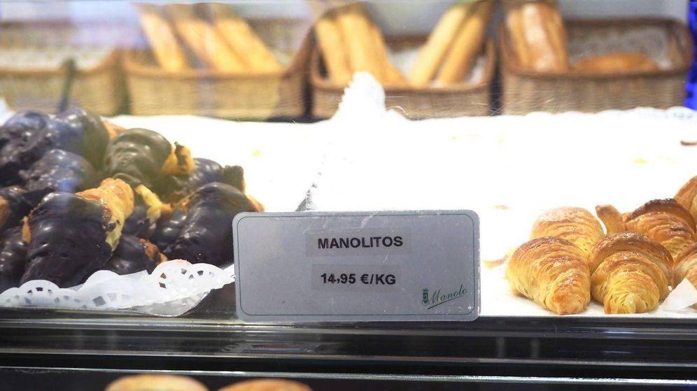 Foto: Pastelería Manolo.