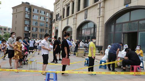 China detecta 105 nuevos contagios por coronavirus, 44 de ellos asintomáticos