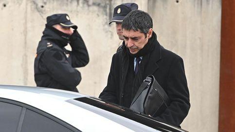 Trapero exhibe su penitencia pero fracasa al mostrar su plan de detener a Puigdemont
