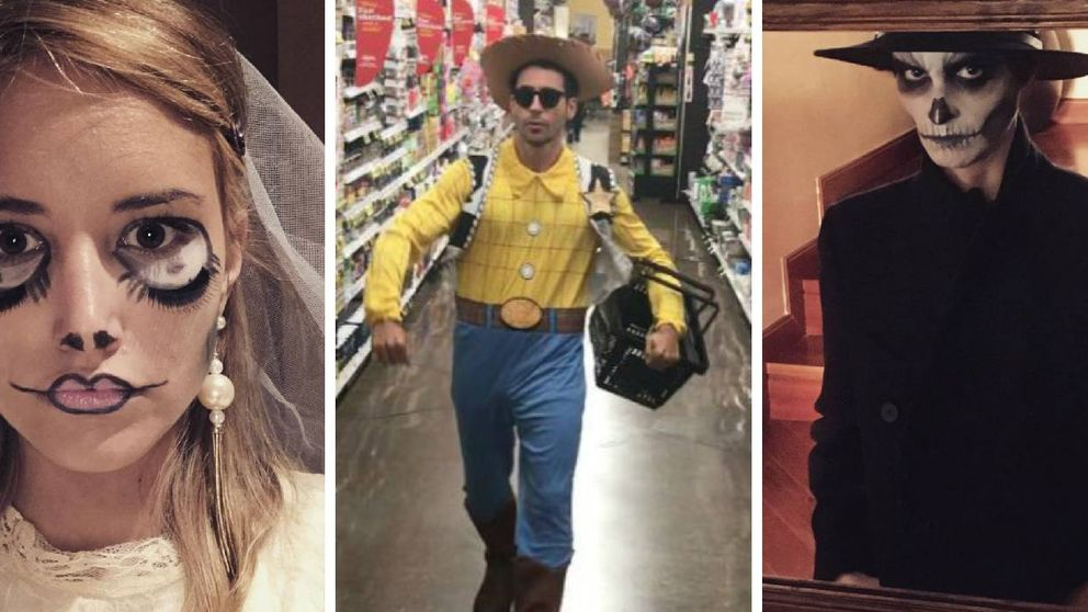 Amaia Salamanca, Alba Carrillo, CR7: copia los disfraces de Halloween de los vips