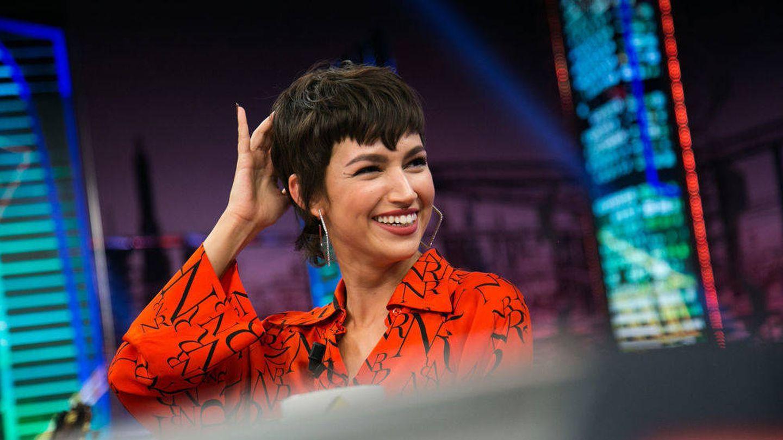 Úrsula Corberó en 'El hormiguero'. (Antena 3)
