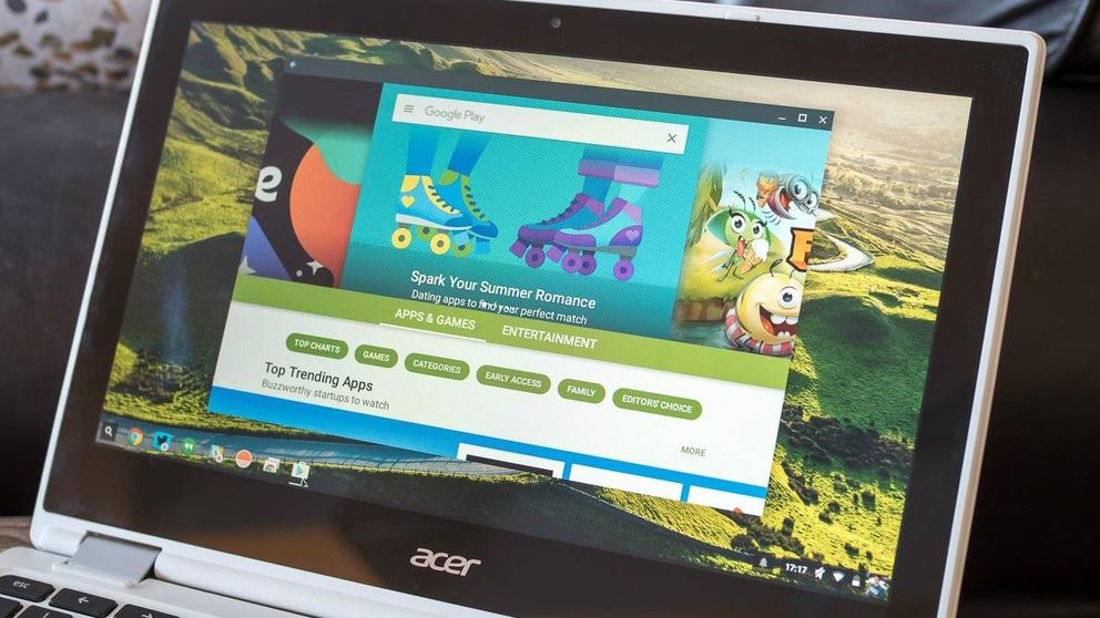 Los mejores Chromebook para exprimir Android en tu portátil