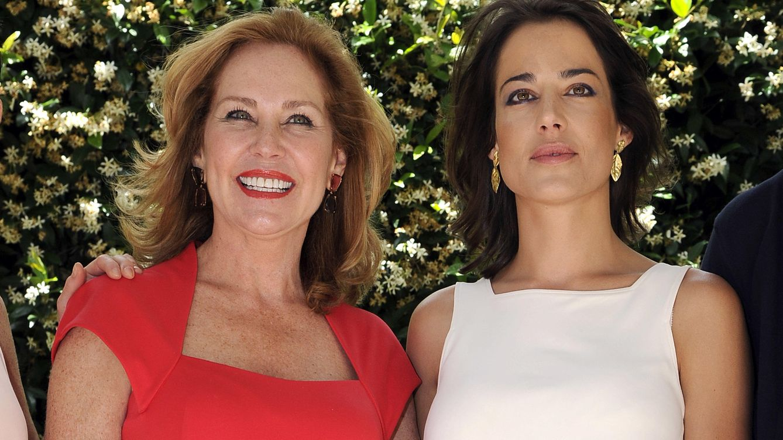 Ana Bono confiesa no haber leído el libro de su madre, sí el de su padre