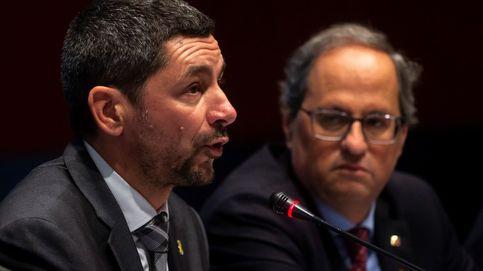 Puigdemont juega ahora a que Joan Canadell sea candidato a la Generalitat