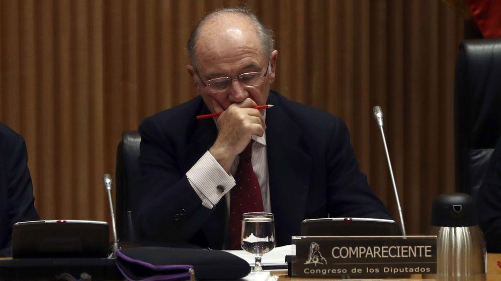 Foto: El exvicepresidente y exministro de Economía Rodrigo Rato. (EFE)