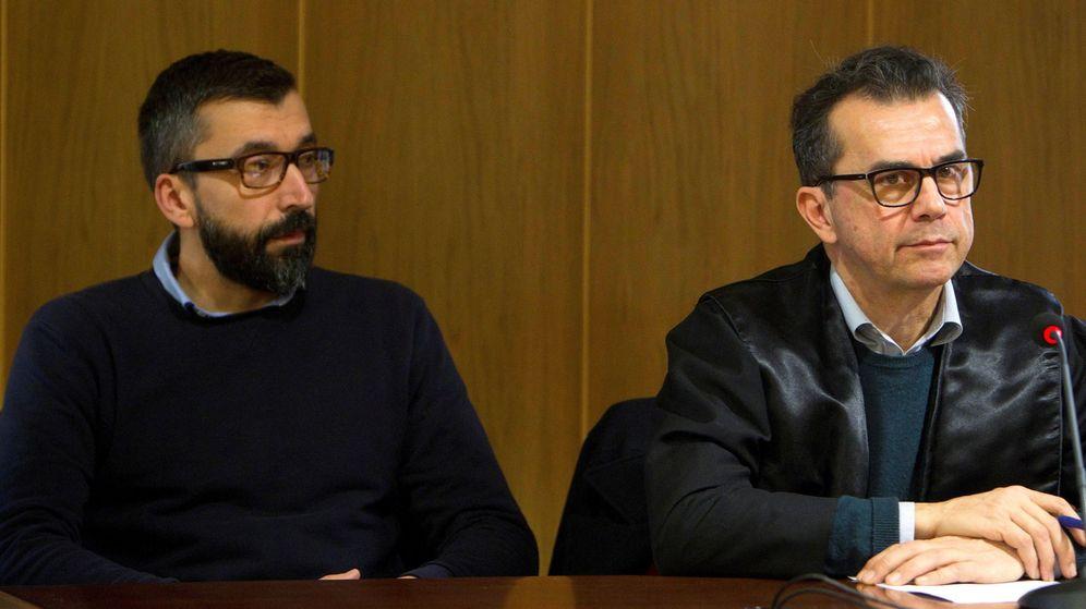 Foto: César Adrio, condenado a 30 años de prisión por el asesinato de su expareja. Foto: Efe