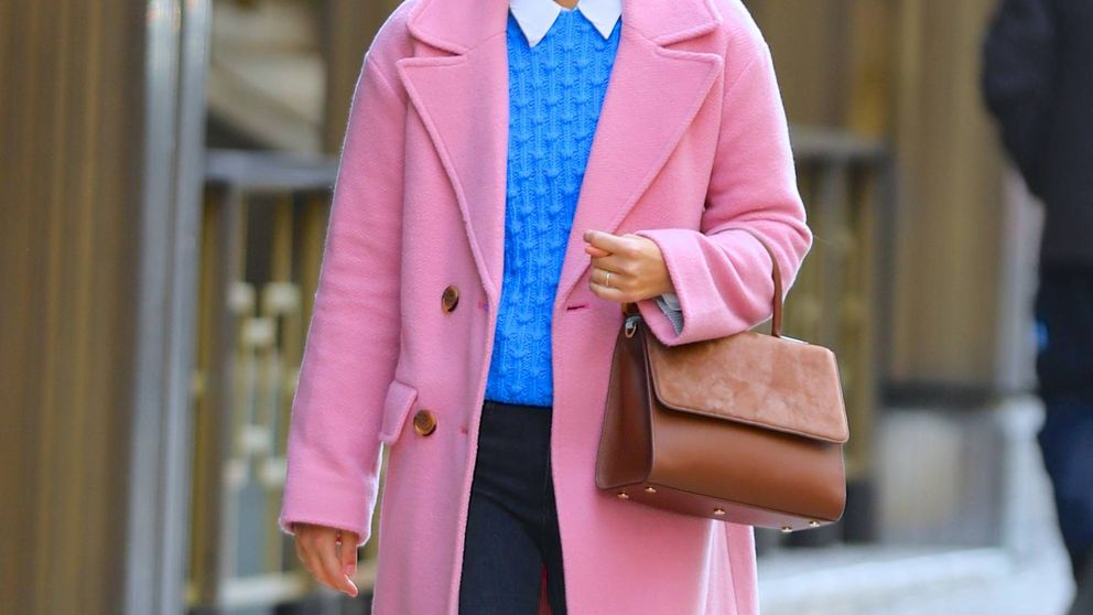 Sassa de Osma, la mejor influencer de los bolsos diseñados por ella misma