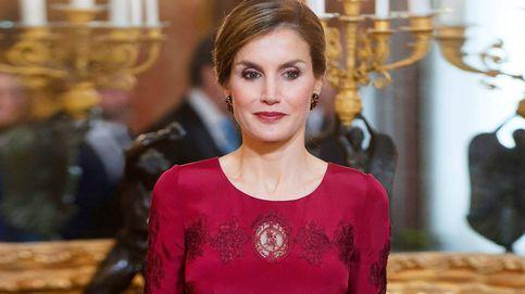 Ponemos nota a los looks de Letizia en la recepción al cuerpo diplomático