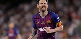 Post de ¿Qué le pasa a Messi? El misterio de una lesión mal curada y su insatisfacción