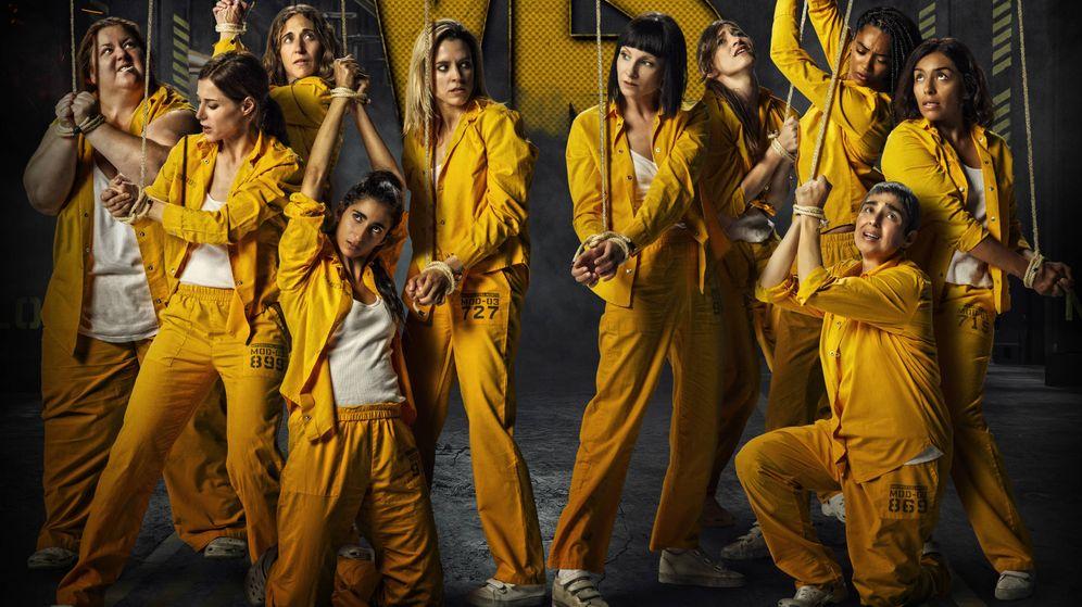 Foto: Foto promocional de la cuarta temporada de 'Vis a vis' (FOX España)
