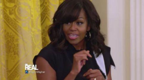 "Michelle Obama: ""Mi marido era un holgazán"""