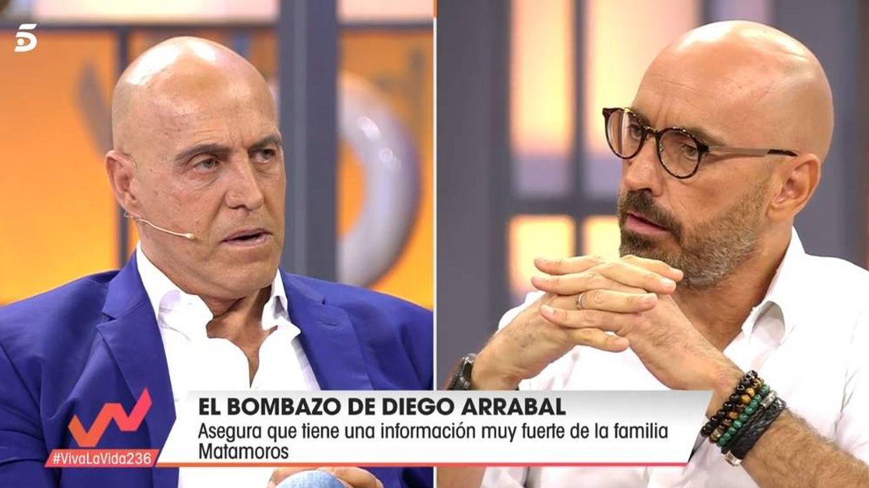 'Viva la vida': Kiko Matamoros recula tras criticar a Diego Arrabal en 'Sábado Deluxe'