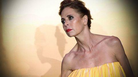 Ágatha Ruiz de la Prada ajusta cuentas en el 'Deluxe': Me he quitado un peso de encima