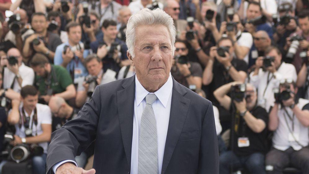 Foto: El actor Dustin Hoffman en una imagen de archivo. (Gtres)
