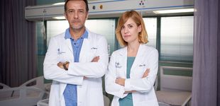 Post de TVE arranca las grabaciones de 'Hospital Valle Norte', la serie de Alexandra Jiménez