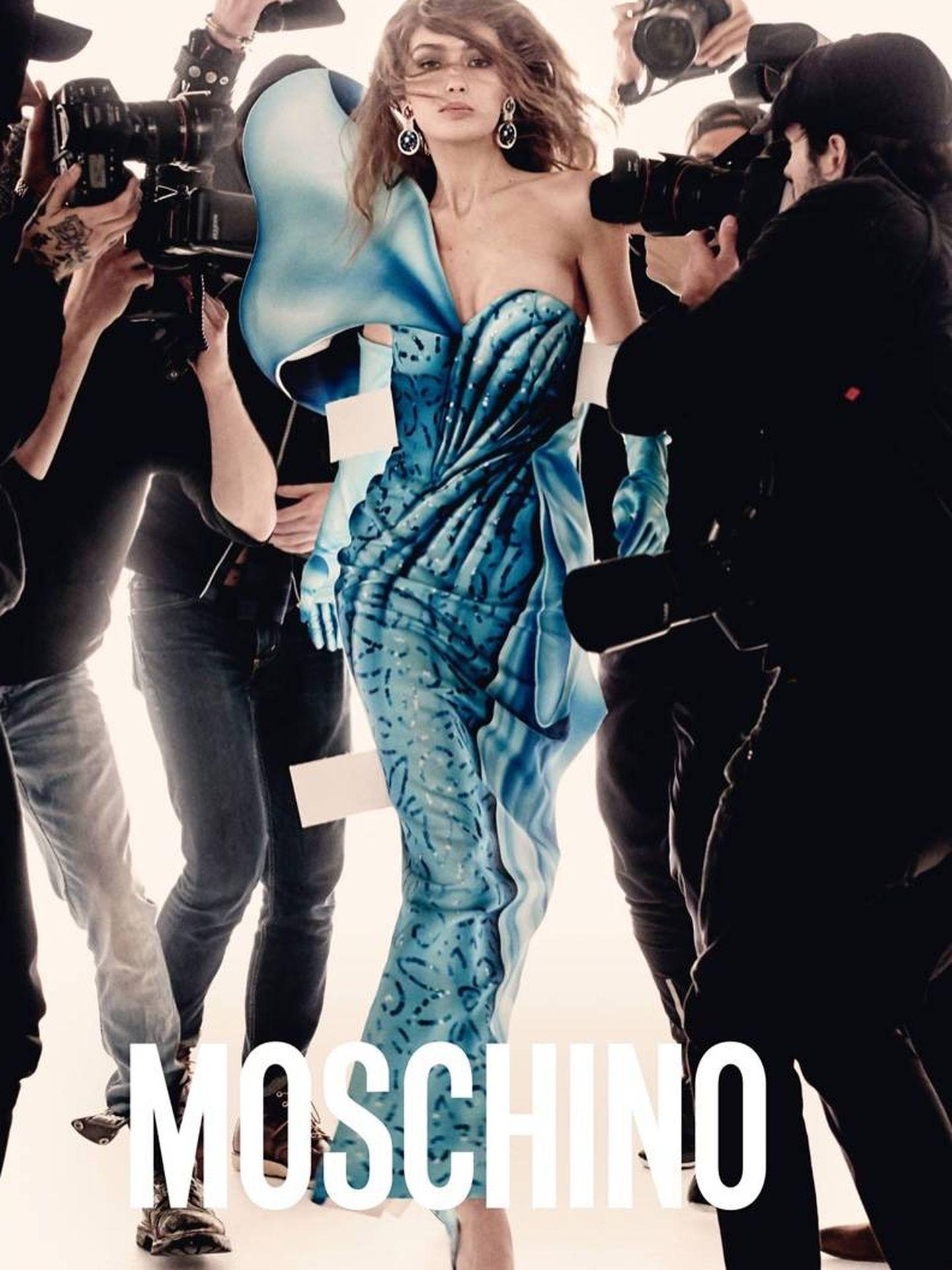Imagen: Moschino