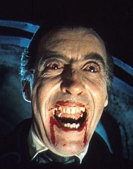 Foto: Fotograma del filme del 'Drácula' de Fisher (1958)