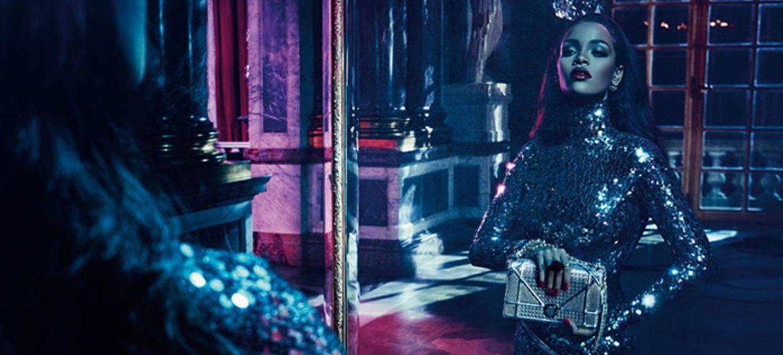 Foto: La cantante Rihanna como protagonista del 'fashion film' (futurista) 'Secret Garden' de Dior