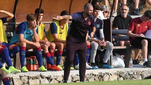 Valdés en estado puro: retira al Juvenil de un torneo para proteger a sus jugadores