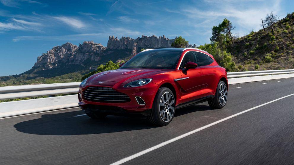 Las bondades del primer SUV de Aston Martin, el DBX, y el precio para unos pocos